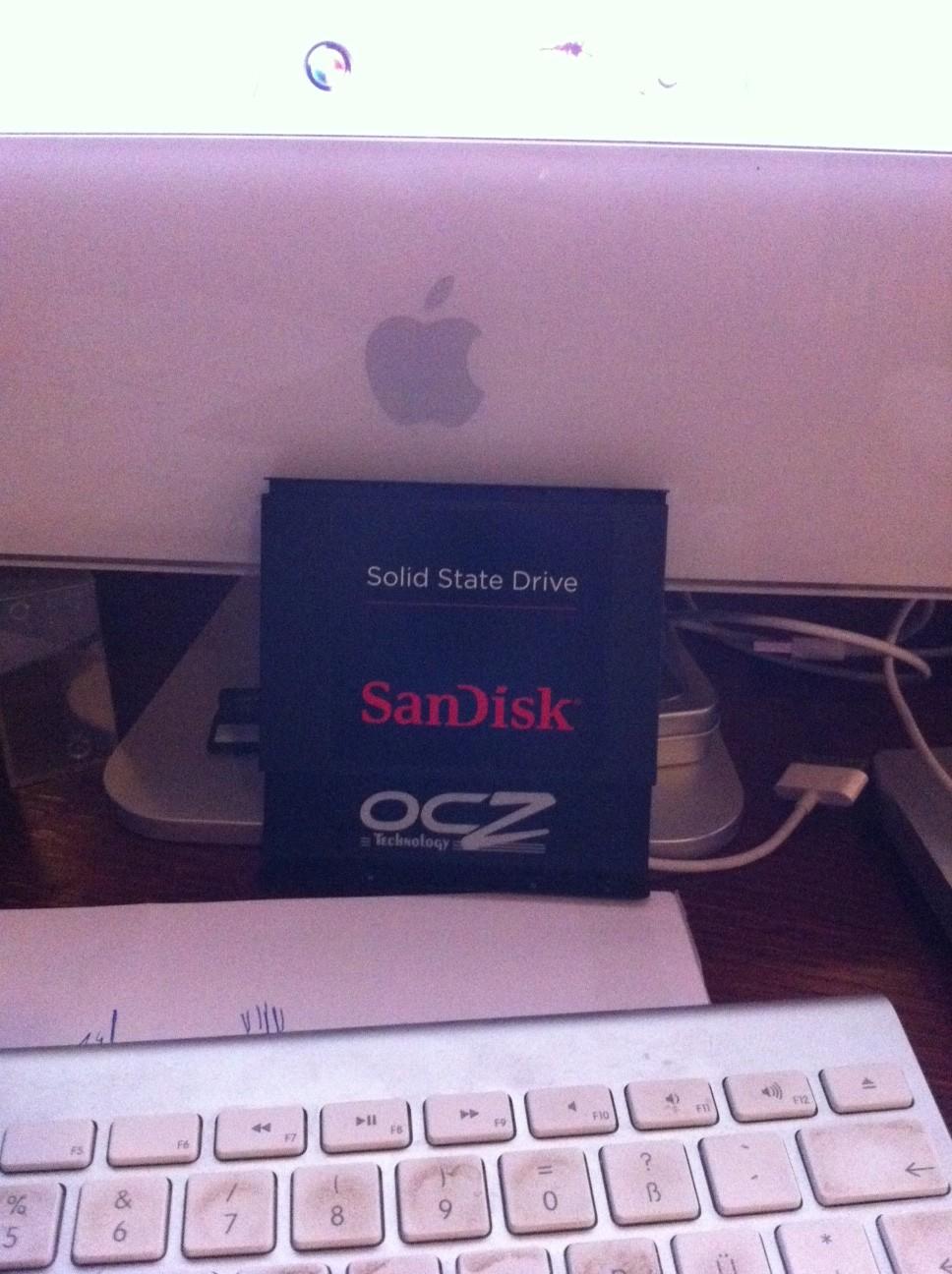 Jungbrunnen für meinen alten iMac